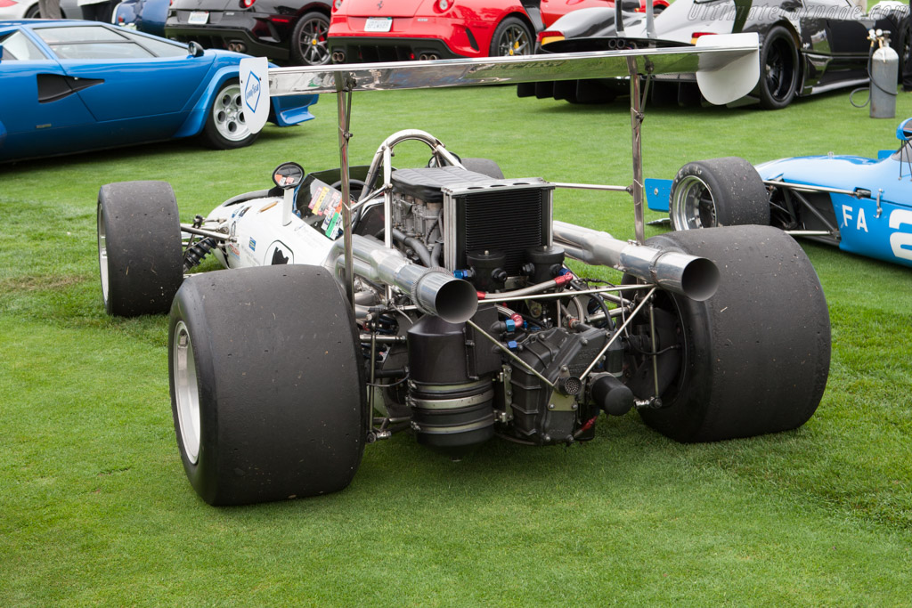 Eagle Mark 5 Chevrolet - Chassis: 510  - 2011 The Quail, a Motorsports Gathering