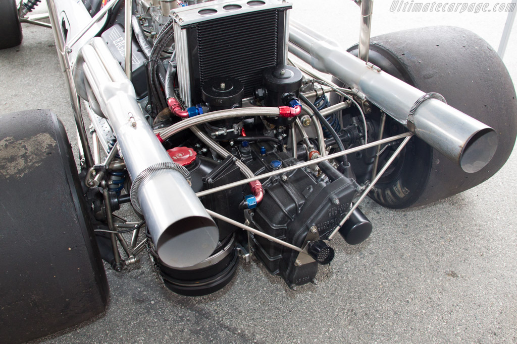 Eagle Mark 5 Chevrolet - Chassis: 510   - 2015 Monterey Motorsports Reunion