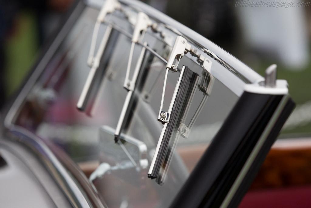 Delahaye 135 Coupe des Alpes Chapron Roadster - Chassis: 47545   - 2016 Pebble Beach Concours d'Elegance
