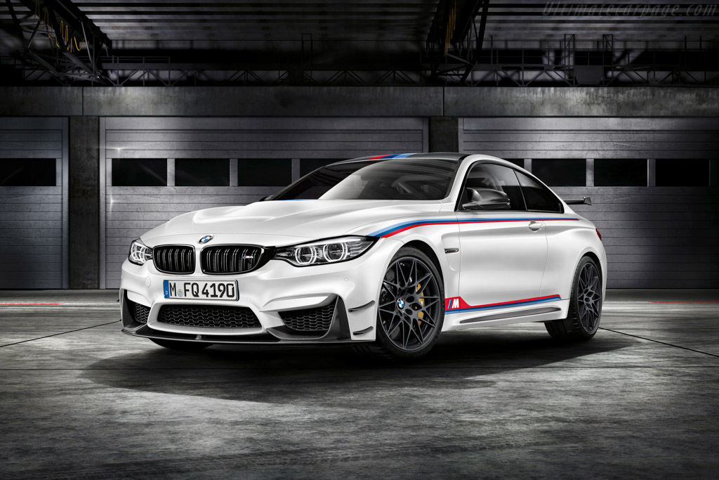 Click here to open the BMW M4 DTM Champion Edition gallery