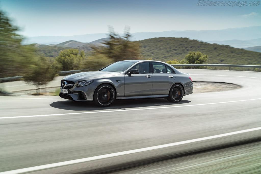 Mercedes-AMG E 63 S 4MATIC+