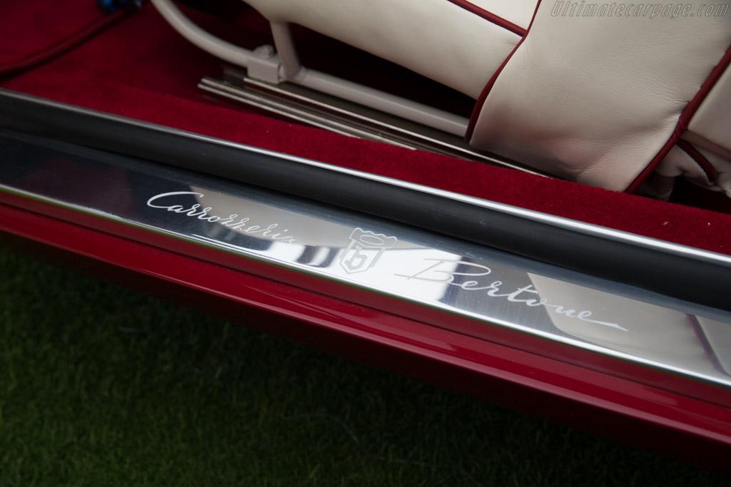 Alfa Romeo Giulietta SS Prototipo - Chassis: AR10120*00001 ...