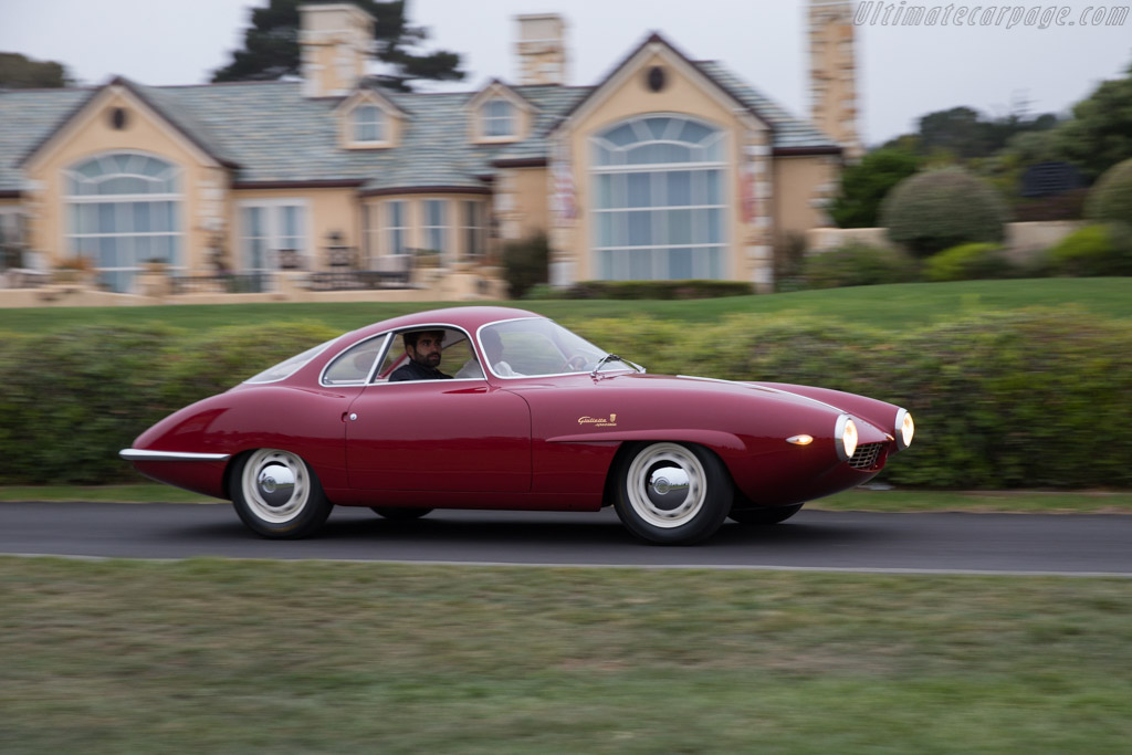 Alfa Romeo Giulietta >> Alfa Romeo Giulietta SS Prototipo - Chassis: AR10120*00001 ...