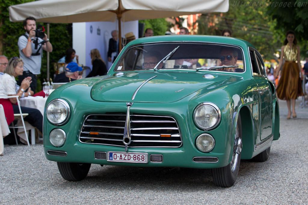 Pegaso Z102 Enasa Coupe - Chassis: 0102.150.0201   - 2016 Concorso d'Eleganza Villa d'Este