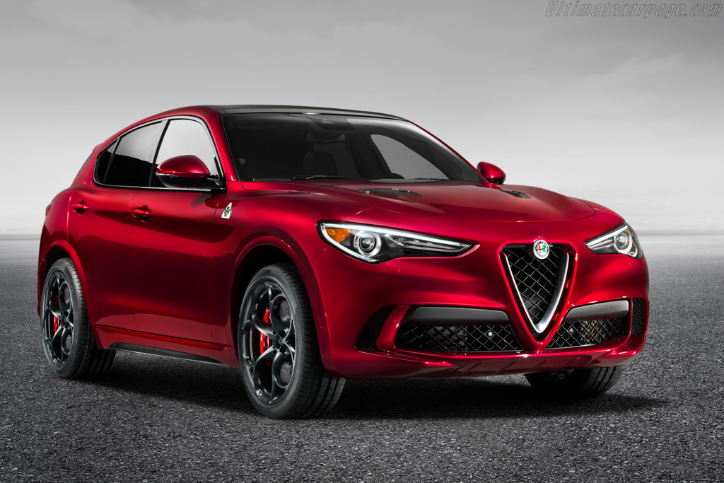 Click here to open the Alfa Romeo Stelvio Quadrifoglio gallery