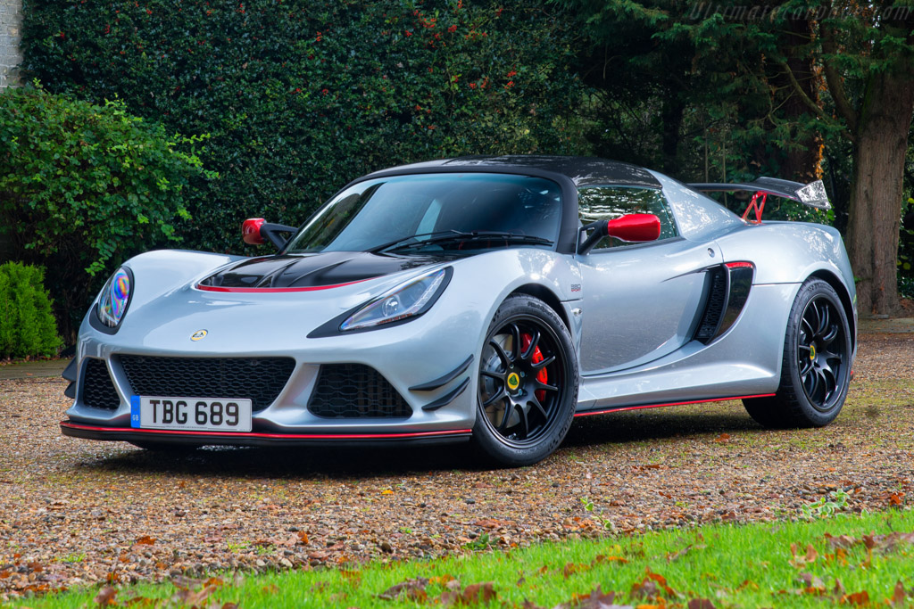 Click here to open the Lotus Exige Sport 380 gallery