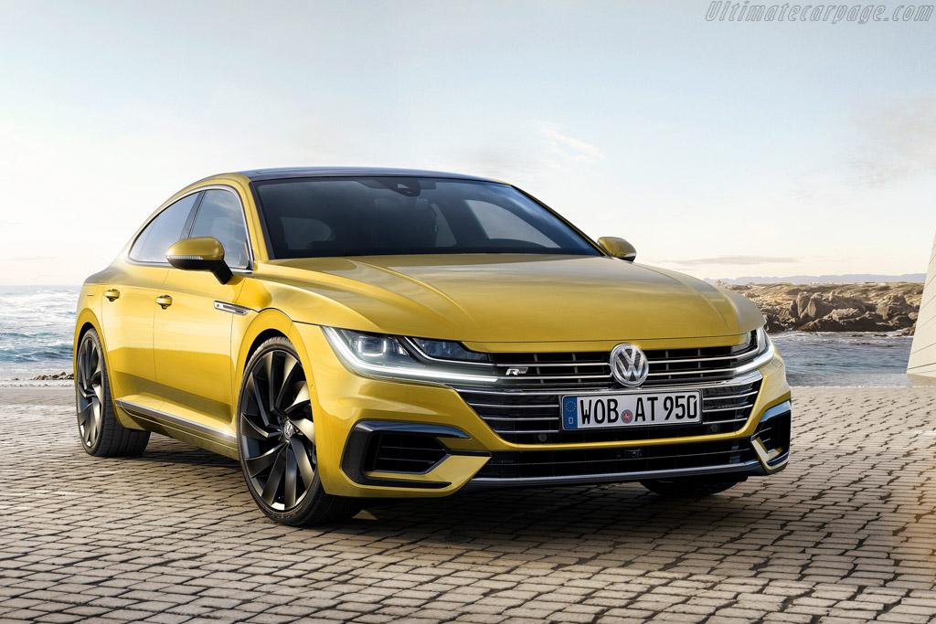 Click here to open the Volkswagen Arteon gallery