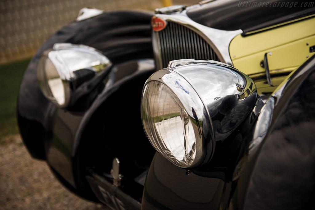 Bugatti Type 57 S Vanvooren Cabriolet