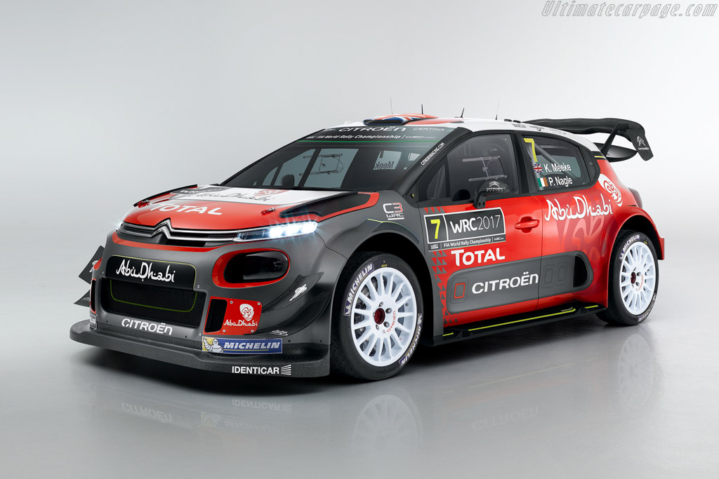 Click here to open the Citroën C3 WRC gallery