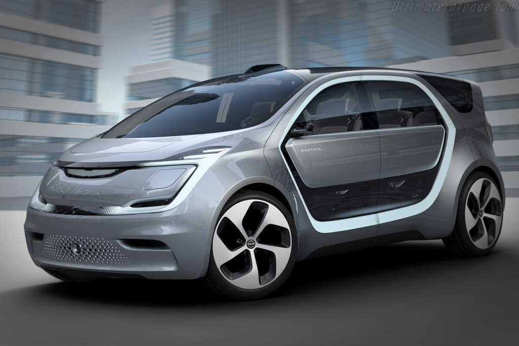 Click here to open the Chrysler Portal Concept gallery