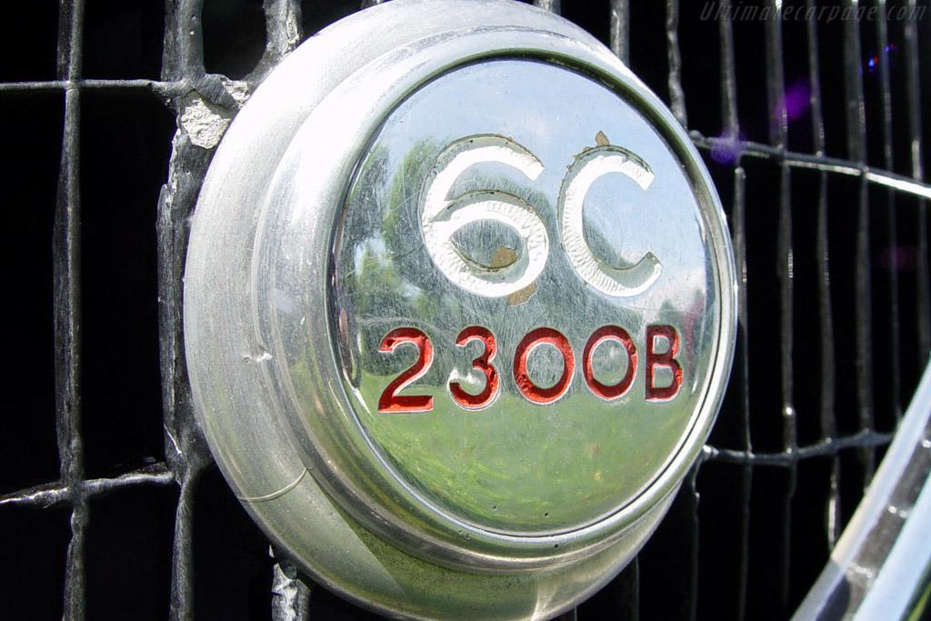 Alfa Romeo 6C 2300 B Mille Miglia - Chassis: 815090   - 2003 European Concours d'Elegance