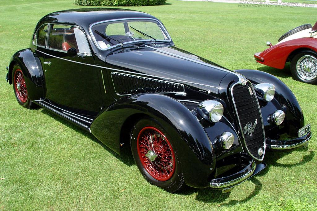 1938 1939 Alfa Romeo 6c 2300 B Mille Miglia Images