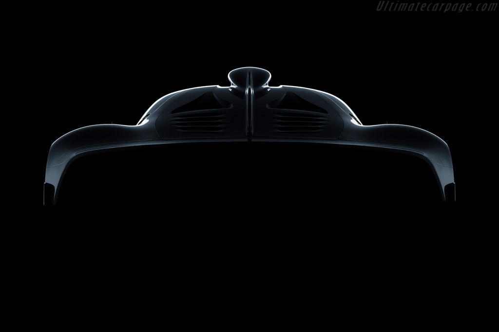Click here to open the Mercedes-AMG Project One gallery