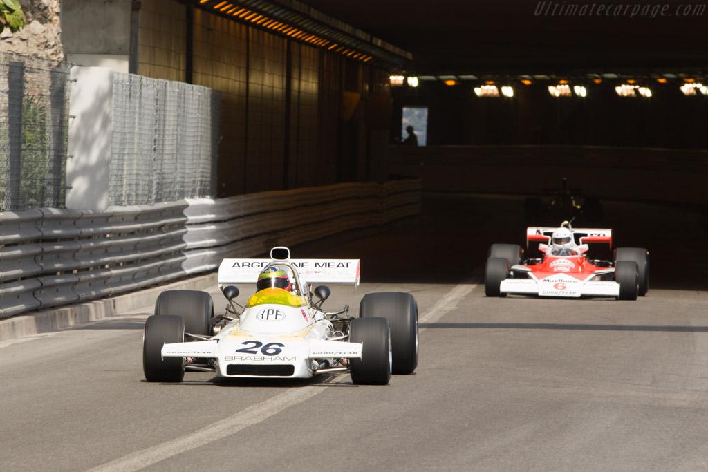 Brabham BT37 Cosworth - Chassis: BT37-2   - 2008 Monaco Historic Grand Prix