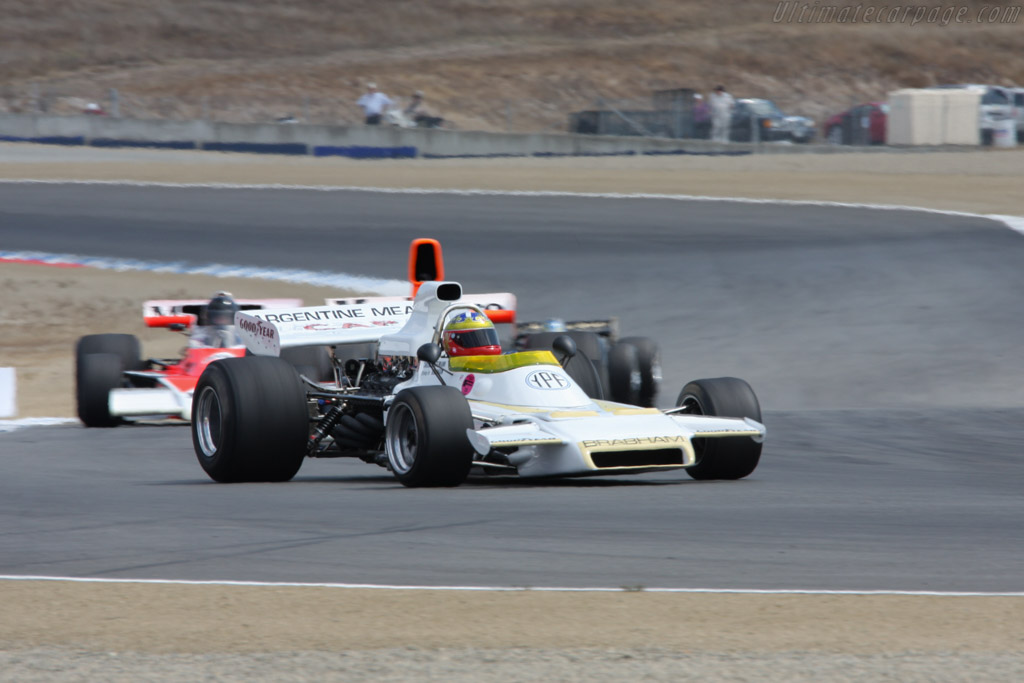 Brabham BT37 Cosworth - Chassis: BT37-2   - 2008 Monterey Historic Automobile Races
