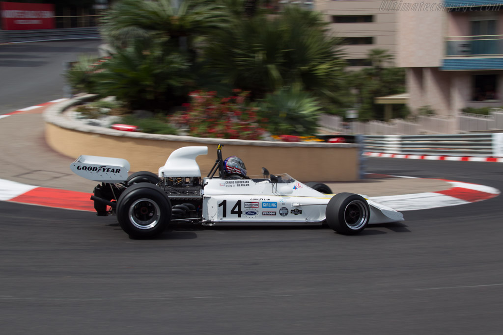 Brabham BT37 Cosworth - Chassis: BT37-2   - 2014 Monaco Historic Grand Prix