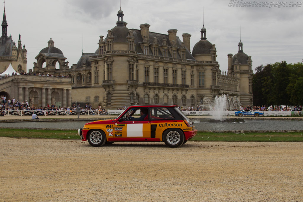 Renault 5 Turbo Cevennes - Chassis: VF1822000B0000036   - 2016 Chantilly Arts & Elegance