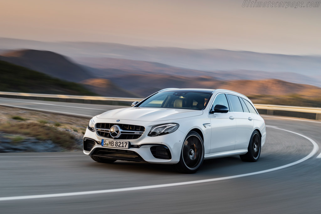 Click here to open the Mercedes-AMG E 63 S 4MATIC+ Estate gallery