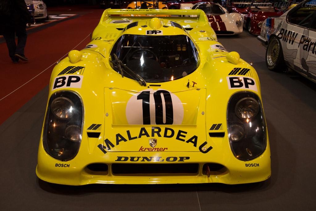 Porsche 917 K/81 - Chassis: 917-K81   - 2017 Retromobile