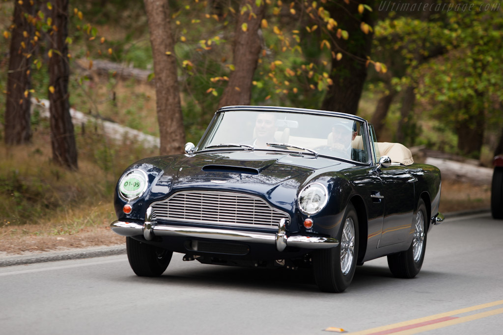 Aston Martin DB5 Convertible - Chassis: DB5C/1923/L   - 2009 Pebble Beach Concours d'Elegance