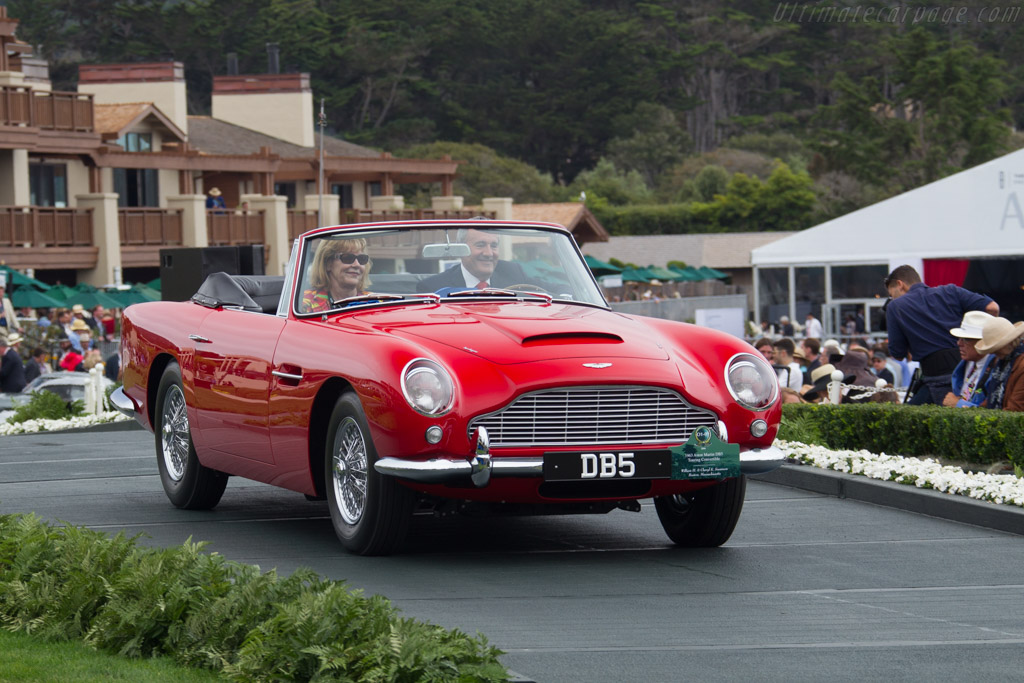 Aston Martin DB5 Convertible - Chassis: DB5C/1253/L   - 2016 Pebble Beach Concours d'Elegance