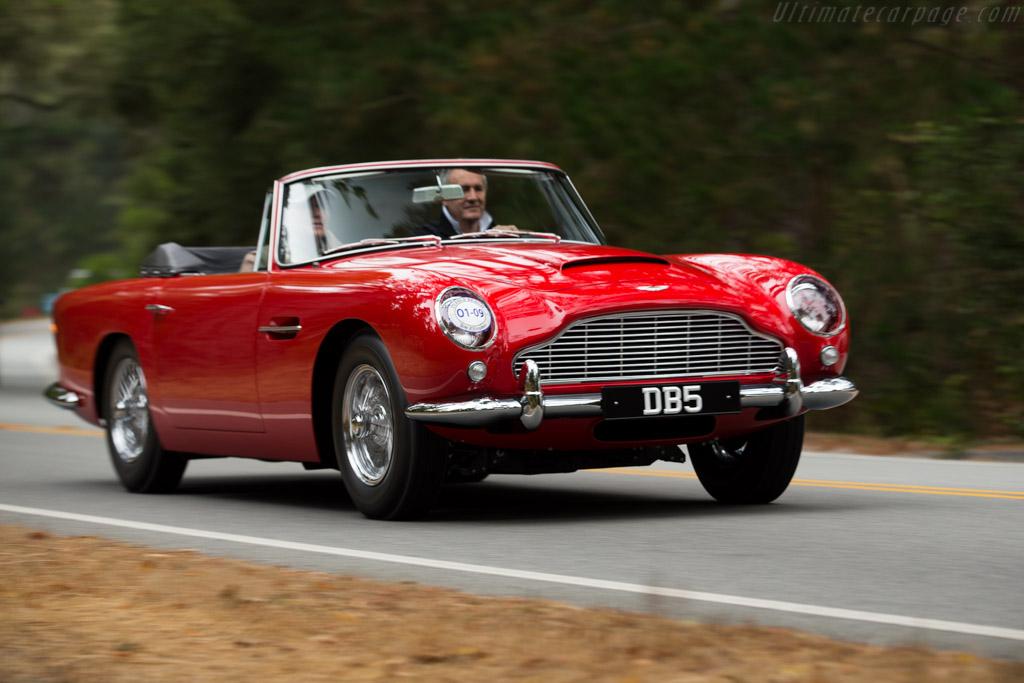 1963 Aston Martin Db5 Convertible Chassis Db5c 1253 L Ultimatecarpage Com