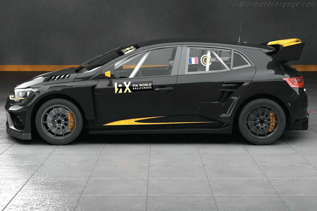 Renault Mégane WRX