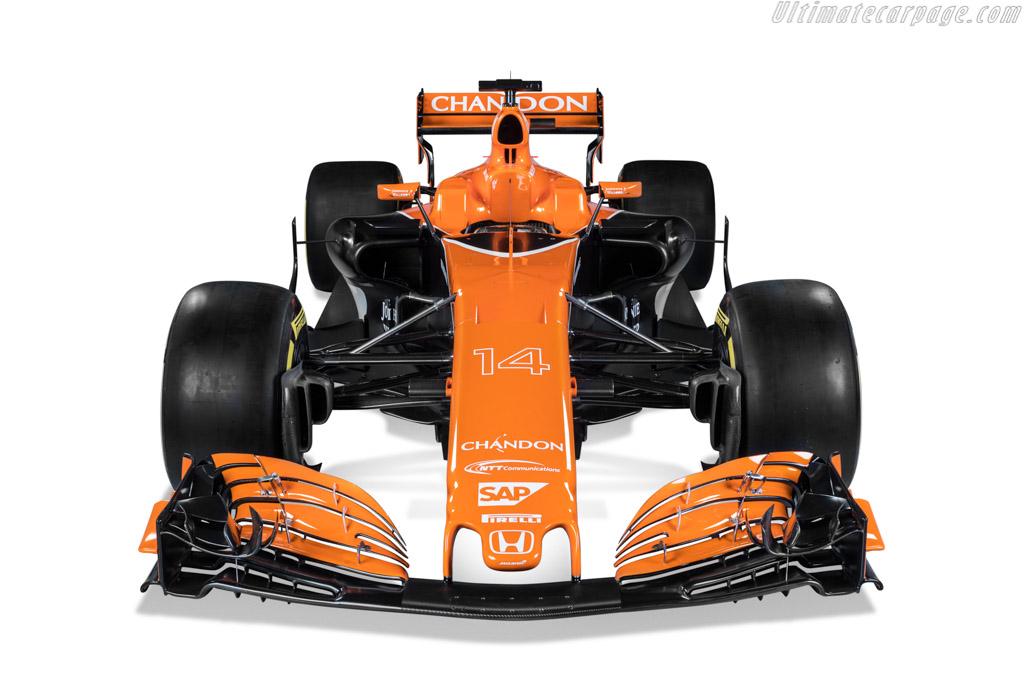McLaren MCL32 Honda