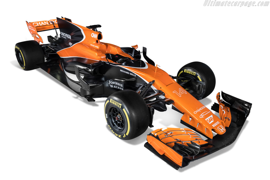 Click here to open the McLaren MCL32 Honda gallery