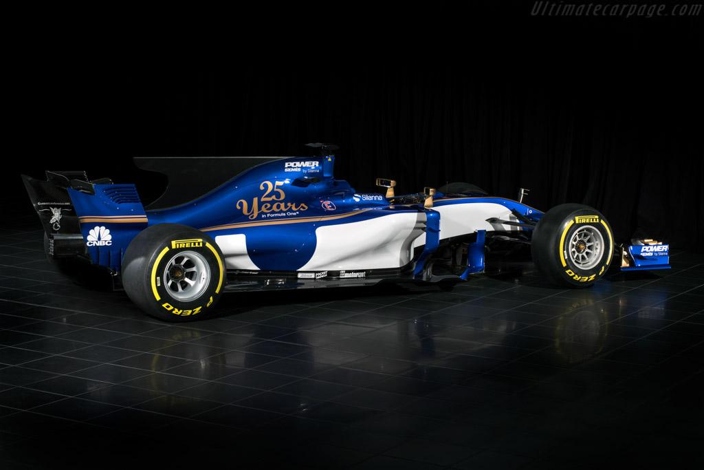 Sauber C36 Ferrari