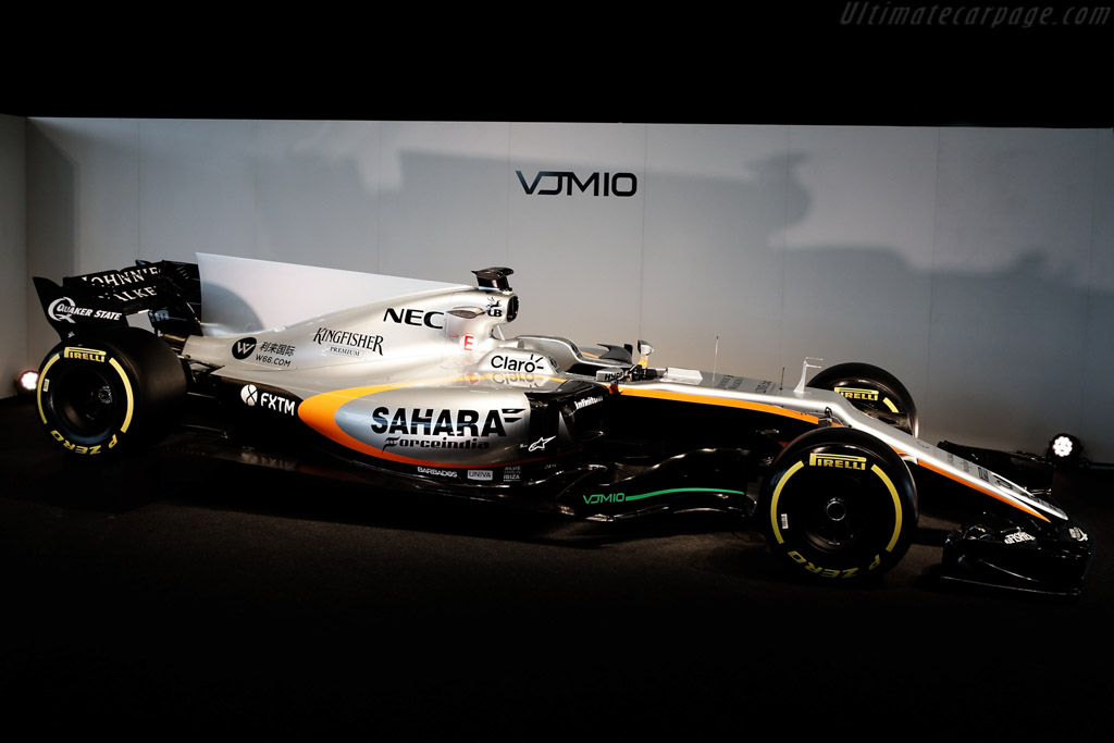 Force India VJM10 Mercedes