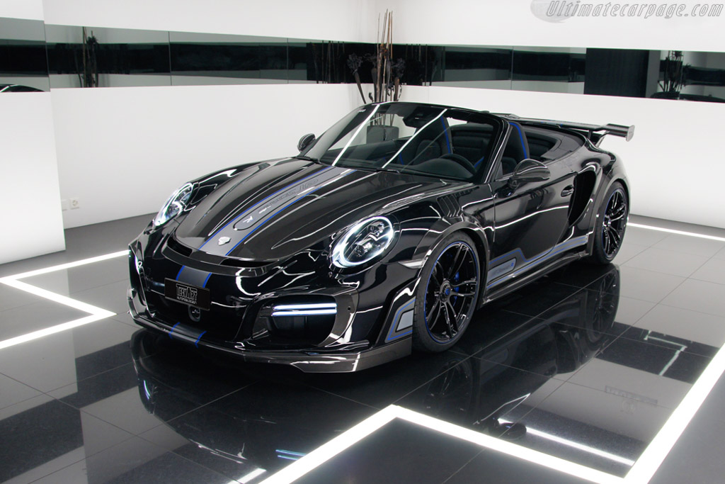 Click here to open the Techart GTstreet R Cabriolet gallery