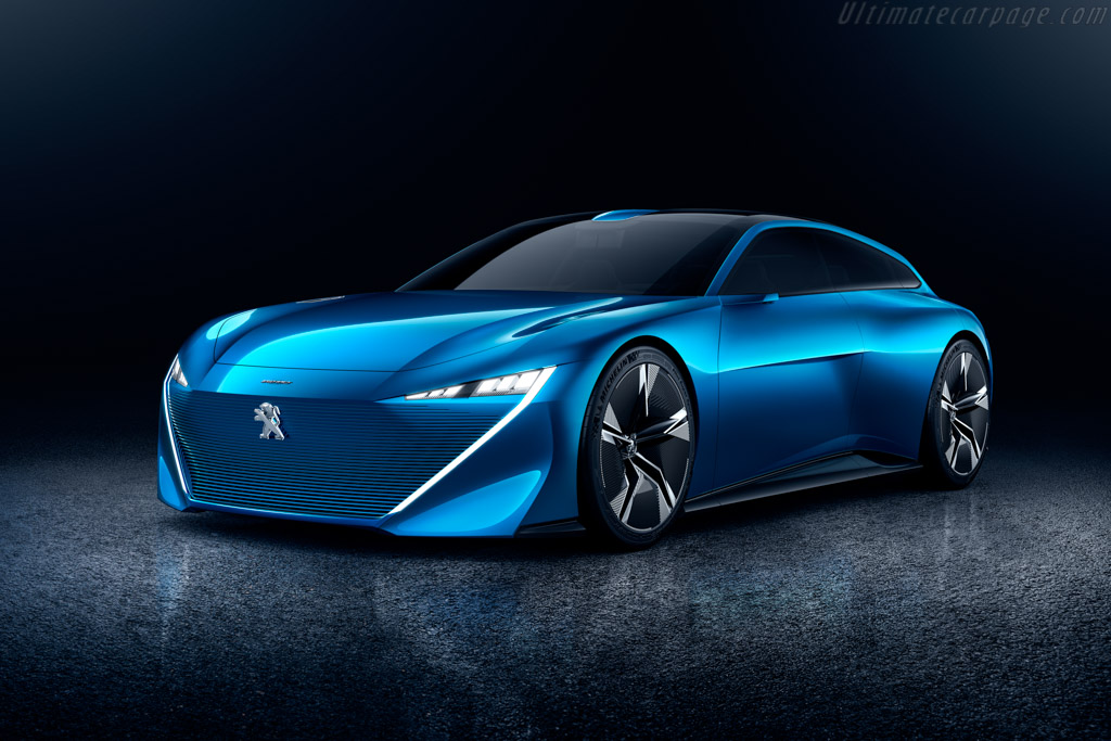 Click here to open the Peugeot Instinct Concept gallery