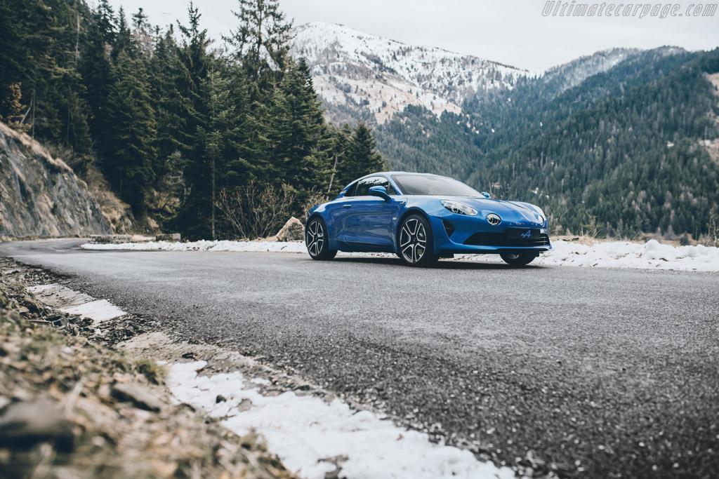 Alpine A110
