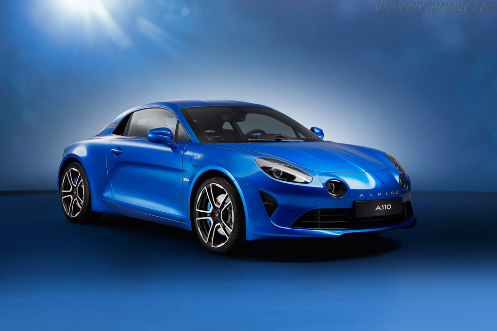Click here to open the Alpine A110 gallery