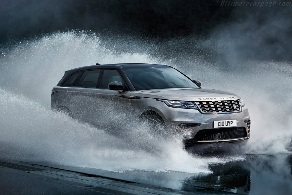 Click here to open the Land Rover Range Rover Velar gallery
