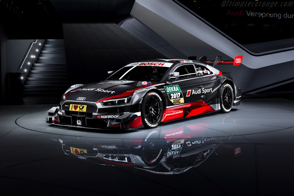 2017 Audi Rs 5 Dtm Images Specifications And Information