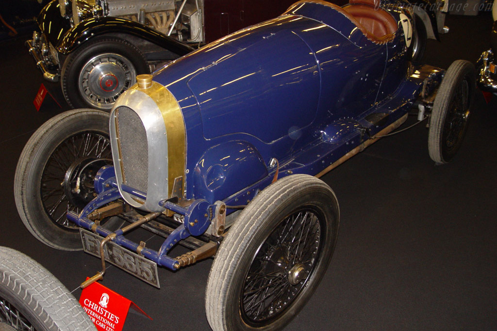 Click here to open the Bugatti Type 29/30 gallery