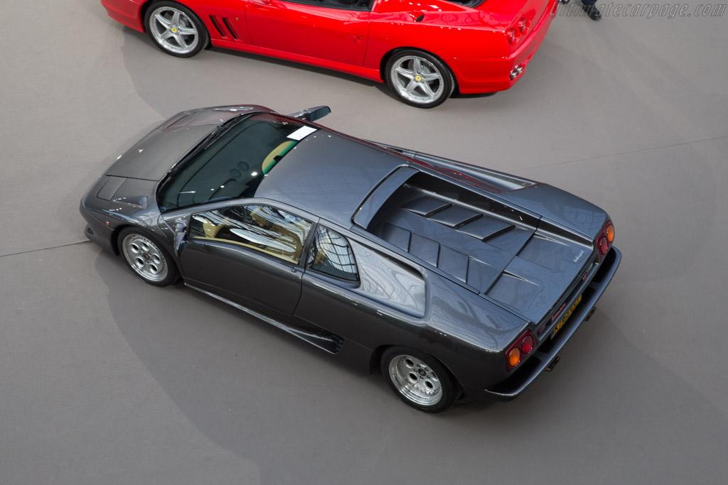 Lamborghini Diablo VT - Chassis: ZA9DE07A0RLA12958   - 2016 Retromobile
