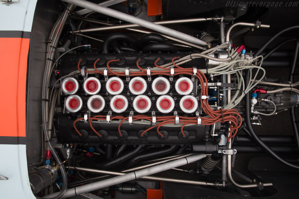 Mirage M6 Weslake Coupe - Chassis: M6/300/603   - 2017 Goodwood Members' Meeting