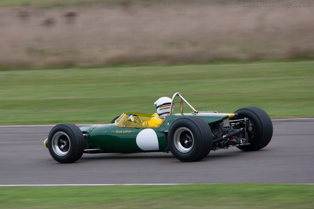 Lotus 48 Cosworth - Chassis: 48/1   - 2013 Goodwood Revival
