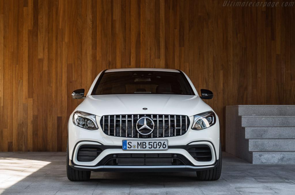 Mercedes-AMG GLC 63 S 4MATIC+ Coupé