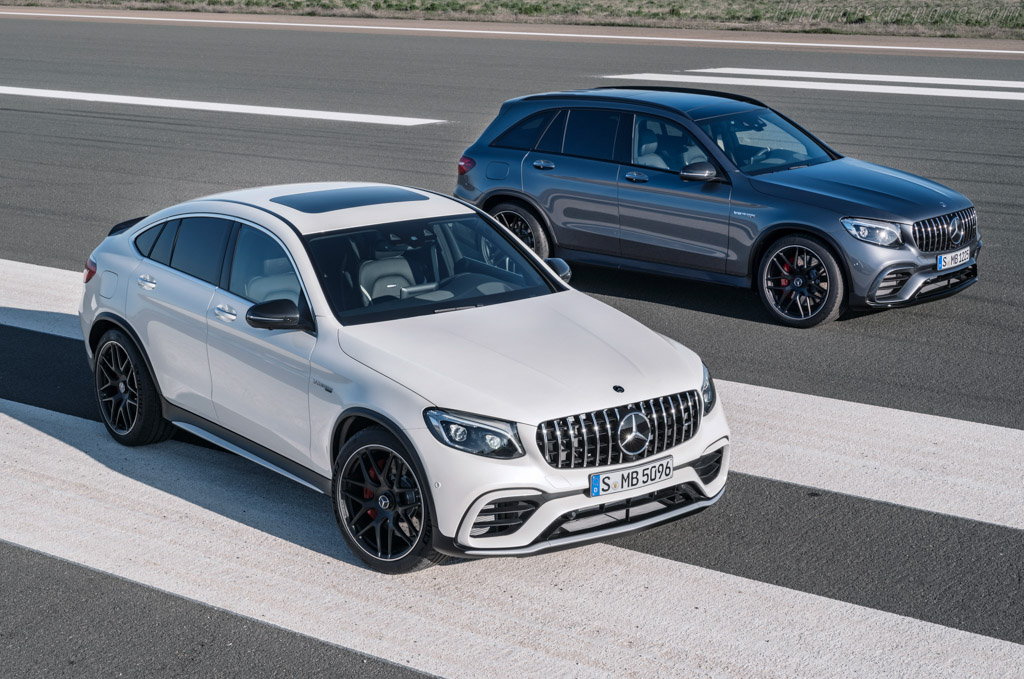 2017 Mercedes Amg Glc 63 S 4matic Coupe Images Specifications And Information