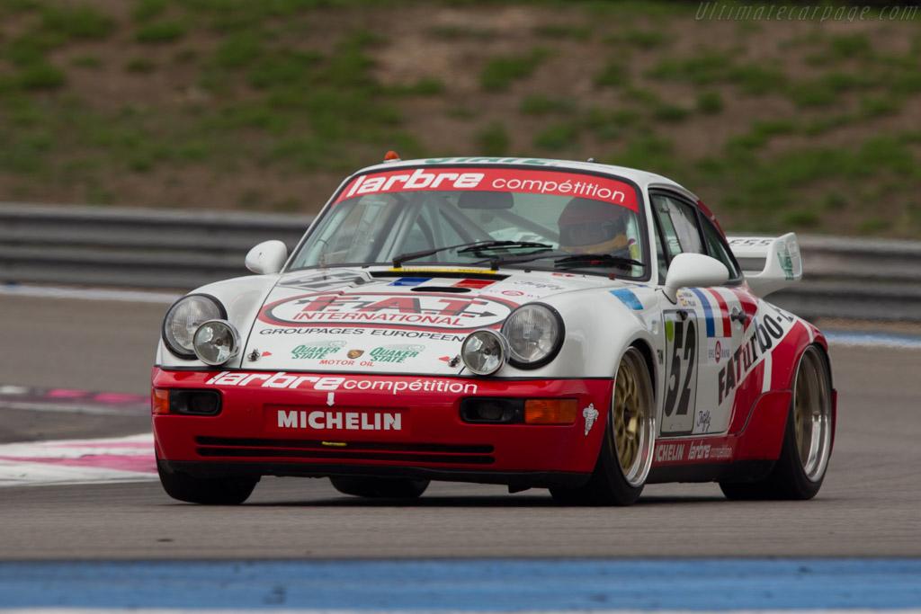 Porsche 911 Carrera RSR 3.8 - Chassis: WP0ZZZ96ZPS496075   - 2013 Dix Mille Tours