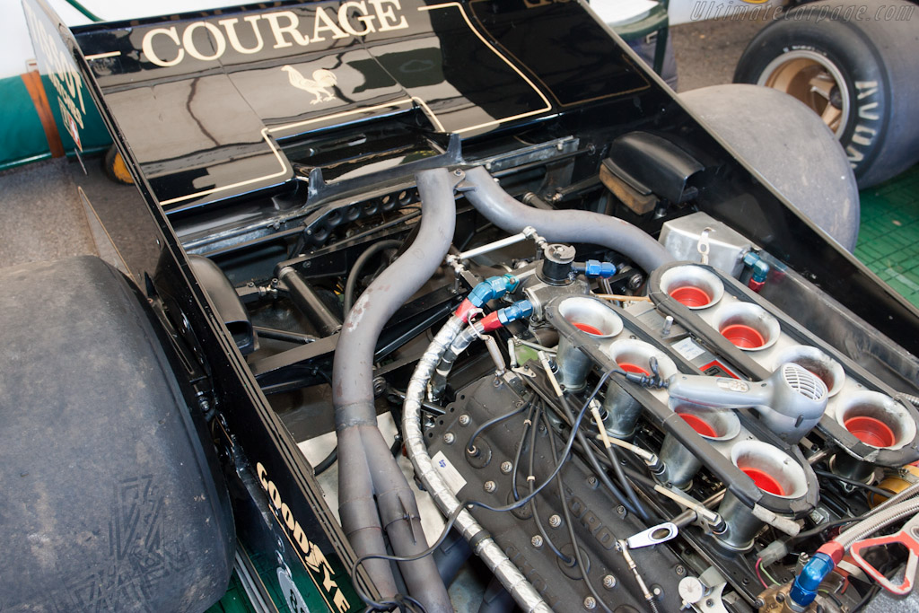 Lotus 88B Cosworth - Chassis: 88/1  - 2011 Goodwood Festival of Speed