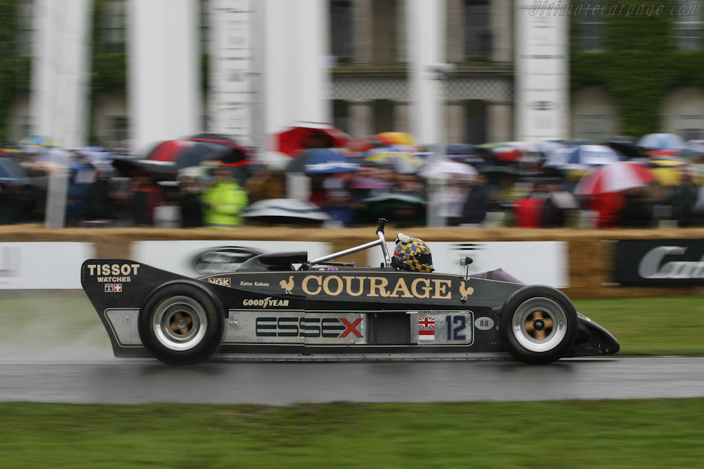 Lotus 88B Cosworth - Chassis: 88/1  - 2007 Goodwood Festival of Speed