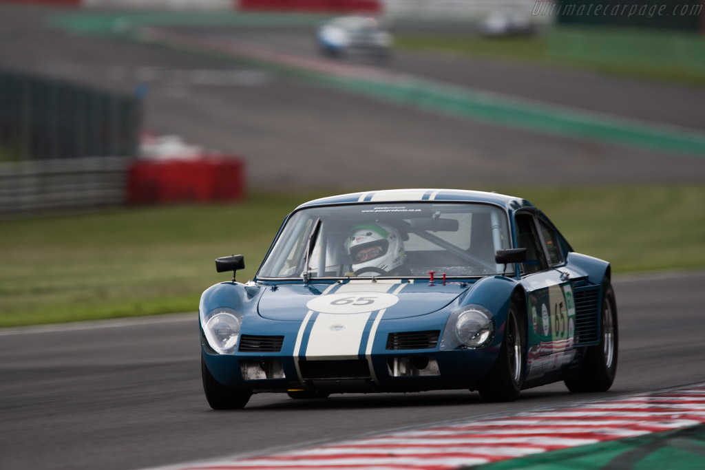 Elva GT160 BMW - Chassis: 160GT/7S/3   - 2011 Spa Classic