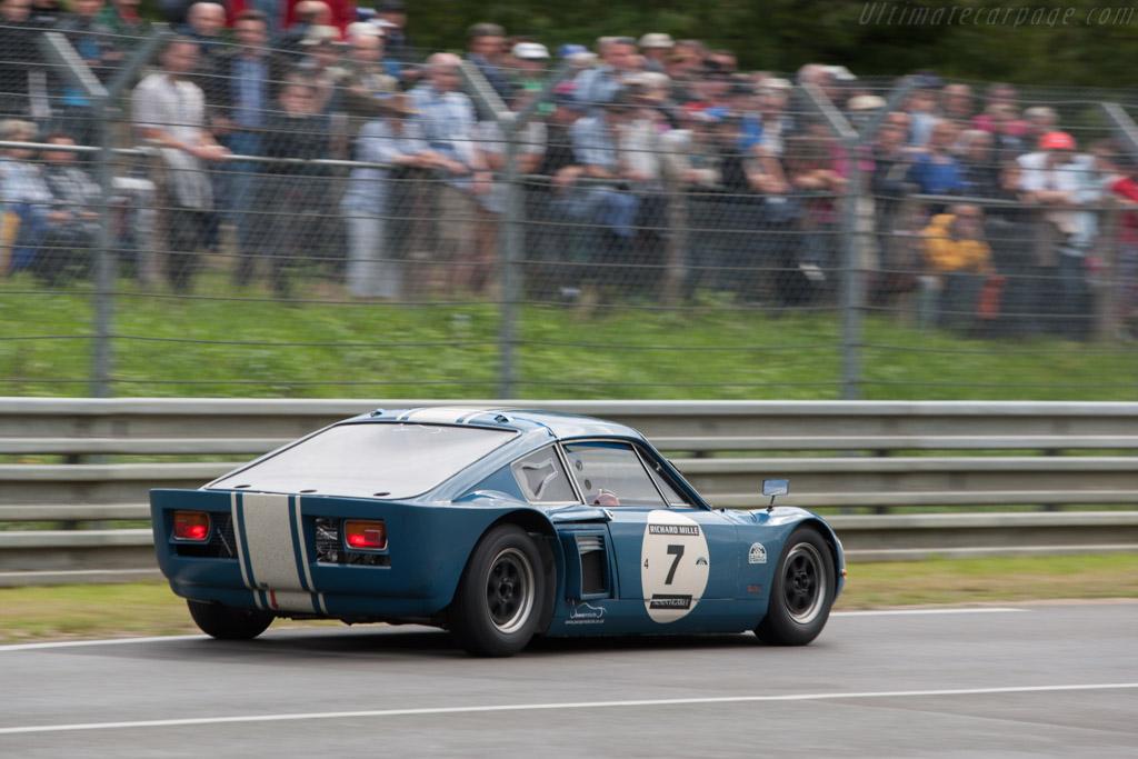 Elva GT160 BMW - Chassis: 160GT/7S/3   - 2012 Le Mans Classic