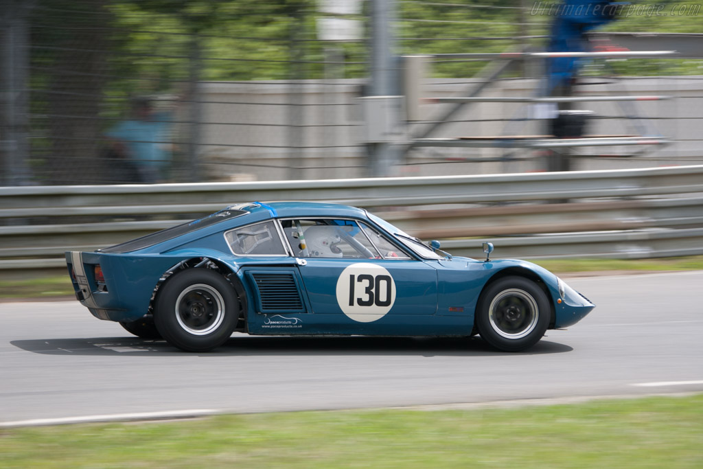 Elva GT160 BMW - Chassis: 160GT/7S/3   - 2013 24 Hours of Le Mans