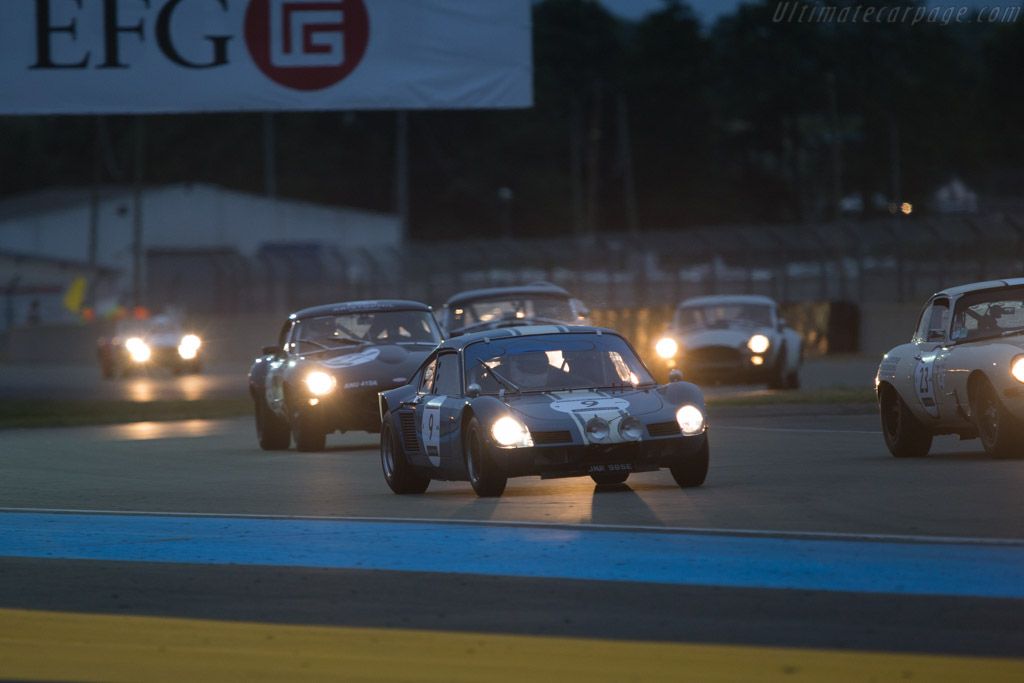Elva GT160 BMW - Chassis: 160GT/7S/3   - 2014 Le Mans Classic
